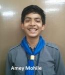 Amey Mohile